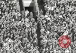Image of Football match Baltimore Maryland USA, 1960, second 25 stock footage video 65675063696