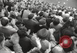 Image of Football match Baltimore Maryland USA, 1960, second 39 stock footage video 65675063696