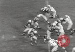 Image of Football match Baltimore Maryland USA, 1960, second 41 stock footage video 65675063696