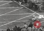 Image of Football match Baltimore Maryland USA, 1960, second 47 stock footage video 65675063696