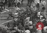 Image of Football match Baltimore Maryland USA, 1960, second 49 stock footage video 65675063696