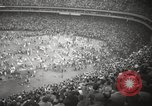 Image of Football match Baltimore Maryland USA, 1960, second 52 stock footage video 65675063696