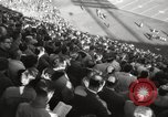 Image of Football match Baltimore Maryland USA, 1960, second 53 stock footage video 65675063696