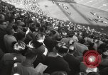 Image of Football match Baltimore Maryland USA, 1960, second 55 stock footage video 65675063696