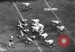 Image of Football match Baltimore Maryland USA, 1960, second 57 stock footage video 65675063696