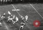 Image of Football match Baltimore Maryland USA, 1960, second 60 stock footage video 65675063696