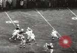 Image of Football match Baltimore Maryland USA, 1960, second 61 stock footage video 65675063696