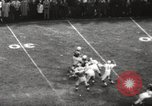 Image of Football match Baltimore Maryland USA, 1960, second 62 stock footage video 65675063696