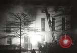 Image of fire at White House Washington DC USA, 1929, second 19 stock footage video 65675063697