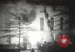 Image of fire at White House Washington DC USA, 1929, second 20 stock footage video 65675063697