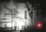 Image of fire at White House Washington DC USA, 1929, second 21 stock footage video 65675063697