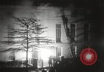 Image of fire at White House Washington DC USA, 1929, second 22 stock footage video 65675063697