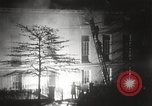 Image of fire at White House Washington DC USA, 1929, second 23 stock footage video 65675063697