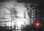 Image of fire at White House Washington DC USA, 1929, second 24 stock footage video 65675063697