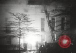 Image of fire at White House Washington DC USA, 1929, second 27 stock footage video 65675063697