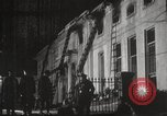 Image of fire at White House Washington DC USA, 1929, second 44 stock footage video 65675063697