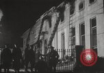 Image of fire at White House Washington DC USA, 1929, second 45 stock footage video 65675063697