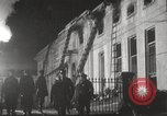 Image of fire at White House Washington DC USA, 1929, second 46 stock footage video 65675063697