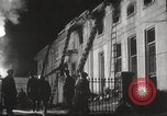 Image of fire at White House Washington DC USA, 1929, second 48 stock footage video 65675063697