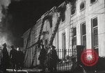 Image of fire at White House Washington DC USA, 1929, second 49 stock footage video 65675063697