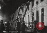 Image of fire at White House Washington DC USA, 1929, second 50 stock footage video 65675063697