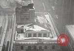 Image of Skating rink on rooftop Chicago Illinois USA, 1929, second 15 stock footage video 65675063701