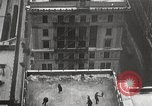 Image of Skating rink on rooftop Chicago Illinois USA, 1929, second 19 stock footage video 65675063701