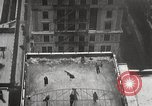 Image of Skating rink on rooftop Chicago Illinois USA, 1929, second 20 stock footage video 65675063701