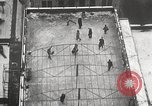 Image of Skating rink on rooftop Chicago Illinois USA, 1929, second 24 stock footage video 65675063701