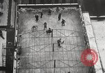 Image of Skating rink on rooftop Chicago Illinois USA, 1929, second 26 stock footage video 65675063701