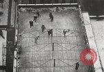 Image of Skating rink on rooftop Chicago Illinois USA, 1929, second 27 stock footage video 65675063701