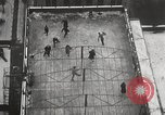 Image of Skating rink on rooftop Chicago Illinois USA, 1929, second 28 stock footage video 65675063701