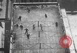 Image of Skating rink on rooftop Chicago Illinois USA, 1929, second 30 stock footage video 65675063701
