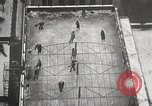 Image of Skating rink on rooftop Chicago Illinois USA, 1929, second 31 stock footage video 65675063701