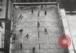 Image of Skating rink on rooftop Chicago Illinois USA, 1929, second 32 stock footage video 65675063701