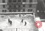 Image of Skating rink on rooftop Chicago Illinois USA, 1929, second 33 stock footage video 65675063701