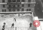 Image of Skating rink on rooftop Chicago Illinois USA, 1929, second 35 stock footage video 65675063701