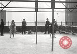 Image of Skating rink on rooftop Chicago Illinois USA, 1929, second 38 stock footage video 65675063701