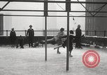 Image of Skating rink on rooftop Chicago Illinois USA, 1929, second 44 stock footage video 65675063701