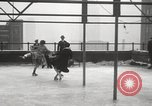 Image of Skating rink on rooftop Chicago Illinois USA, 1929, second 45 stock footage video 65675063701