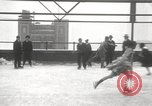 Image of Skating rink on rooftop Chicago Illinois USA, 1929, second 49 stock footage video 65675063701
