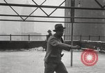 Image of Skating rink on rooftop Chicago Illinois USA, 1929, second 55 stock footage video 65675063701