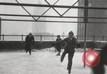 Image of Skating rink on rooftop Chicago Illinois USA, 1929, second 57 stock footage video 65675063701