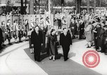 Image of Britain's Queen Elizabeth United States USA, 1954, second 22 stock footage video 65675063705