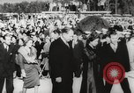 Image of Britain's Queen Elizabeth United States USA, 1954, second 27 stock footage video 65675063705