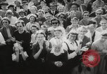 Image of Britain's Queen Elizabeth United States USA, 1954, second 30 stock footage video 65675063705