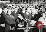 Image of Britain's Queen Elizabeth United States USA, 1954, second 38 stock footage video 65675063705