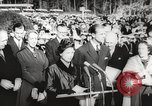 Image of Britain's Queen Elizabeth United States USA, 1954, second 45 stock footage video 65675063705