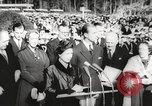 Image of Britain's Queen Elizabeth United States USA, 1954, second 47 stock footage video 65675063705