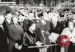 Image of Britain's Queen Elizabeth United States USA, 1954, second 48 stock footage video 65675063705